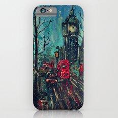Impressionistic London  iPhone 6 Slim Case