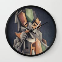 Out Of Business Wall Clock