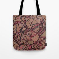 Autumn Dance Tote Bag