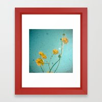 Happiness Is Framed Art Print