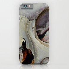 close up skull 4 Slim Case iPhone 6s