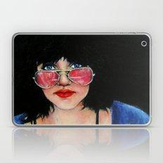 Sunglasses in the Dark Laptop & iPad Skin