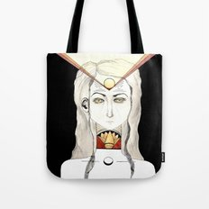 Slow the Churn Tote Bag