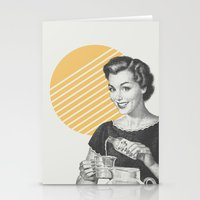 When Life Hands You Lemo… Stationery Cards
