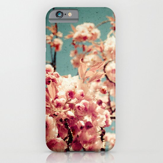 Sweet Blossoms iPhone & iPod Case