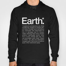 Earth.* Available For A … Hoody