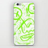 Mamarracho iPhone & iPod Skin