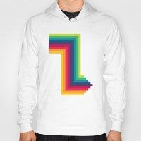 Colour Arrow Hoody