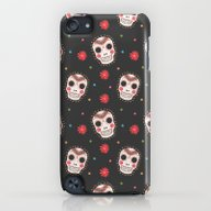 The Sugar Skull Pattern iPod touch Slim Case