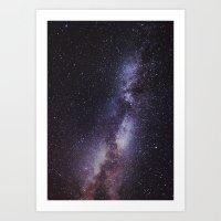 stardust. Art Print