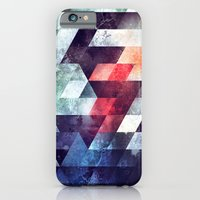 iPhone & iPod Case featuring crykkd glyry by Spires