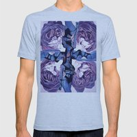 When the muse appears to you Mens Fitted Tee Athletic Blue SMALL
