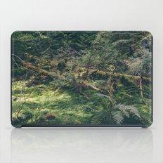 In the woods iPad Case