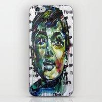 tramp star iPhone & iPod Skin