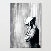 No One Will Know Who You… Canvas Print