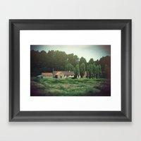 Belgium Framed Art Print