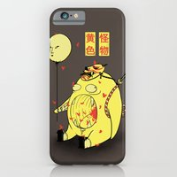 My Yellow Monster iPhone 6 Slim Case