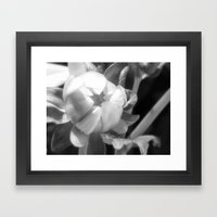 Begin Framed Art Print