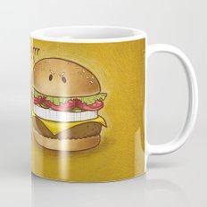 Fast Food Phonics Mug