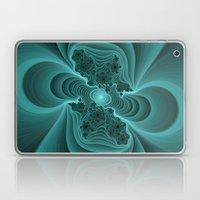Teal We Meet Again Laptop & iPad Skin