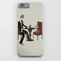 iPhone & iPod Case featuring Snake Charmer by Anthony Massingham
