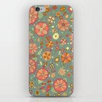 Mandarinas iPhone & iPod Skin