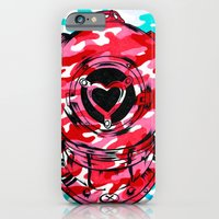 iPhone & iPod Case featuring Strawberry by Paul Trujillo