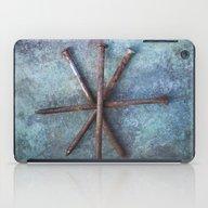 Rusty iPad Case