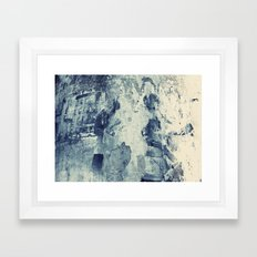fading Framed Art Print