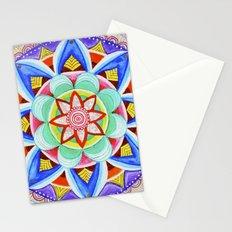 'We Are One' Mandala Stationery Cards