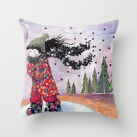 Christmas Throw Pillow