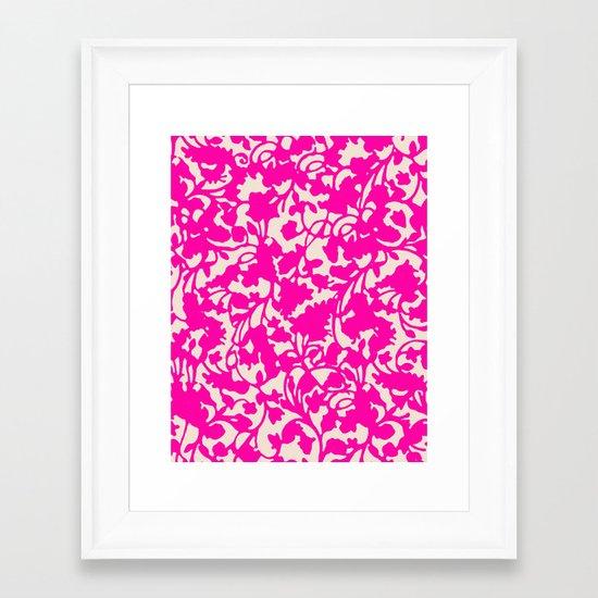 earth 5 Framed Art Print