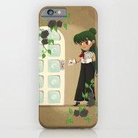 Retro Sailor Pluto iPhone 6 Slim Case