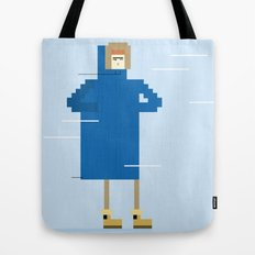 Snow Guy Tote Bag