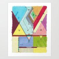 Prism # 1 Art Print