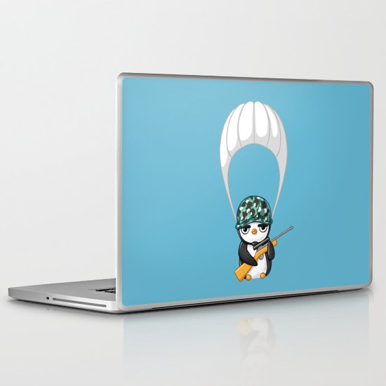 Commando Laptop & iPad Skin