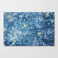 Like A Diamond In The Sk… Canvas Print