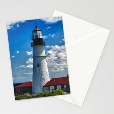 Portland Head Lighthouse Stationery Cards