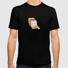 Macintosh Cascade SMALL Mens Fitted Tee Black