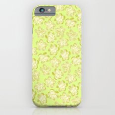 Wallflower - Butter Yellow iPhone 6s Slim Case