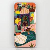 Aladdin iPhone & iPod Skin