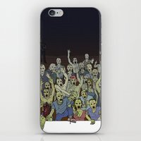 Zombies!!! iPhone & iPod Skin