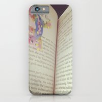 iPhone & iPod Case featuring Book by StaceeIrvine