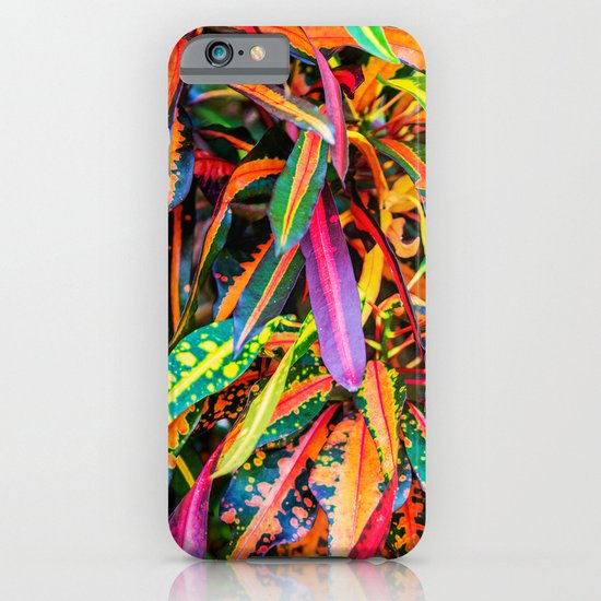SIMPLY LEAVES iPhone & iPod Case