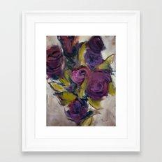 Flower Series 7 Framed Art Print