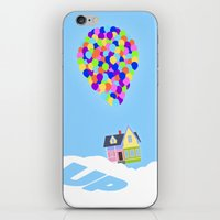 UP!  iPhone & iPod Skin