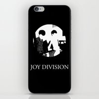 Joy Division Design iPhone & iPod Skin