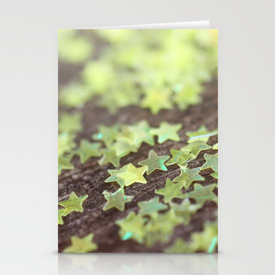 Scatter Your Wishes Stationery Card