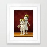Hansel Und Gretel Framed Art Print