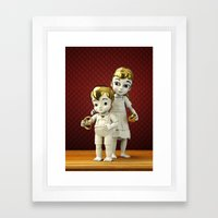 Hansel Und Gretel Framed Art Print